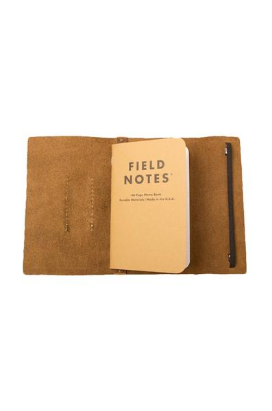 Wallets - Desolation Supply Co Leather Field Notebook Cover