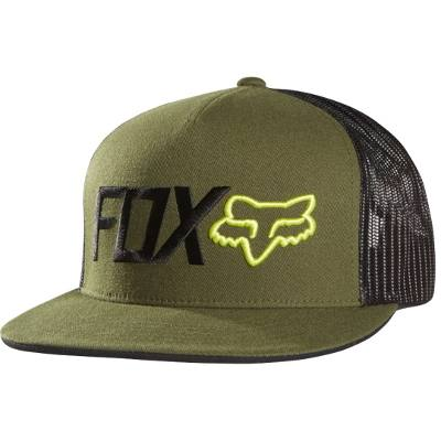 Indumentaria - Fox Head Gorra Fox Head - Warmup Snapback #11709111