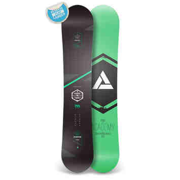 Boards - Academy Snowboards Icon Reverse Camber