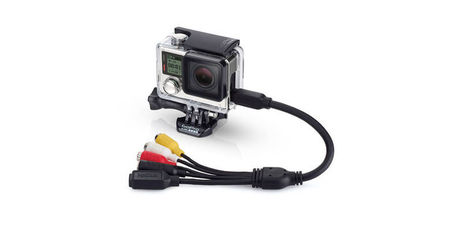 Accesorios - GoPro Cable Combo
