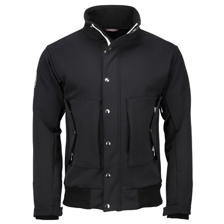 The American Mountain Co. No. 307 Gentlemen's Mid-Altitude Softshell Jacket