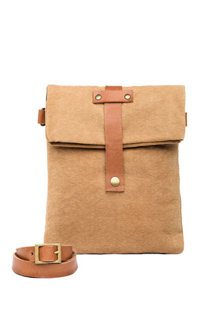 Morrales - Tincho & Lola Hampton Messenger Canvas