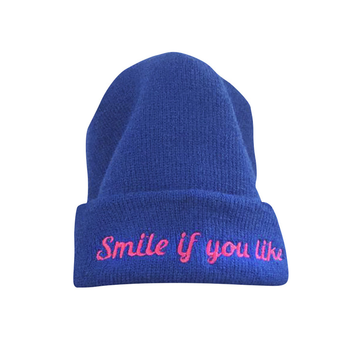 Gorros - Bocho Gorro Smile if you like