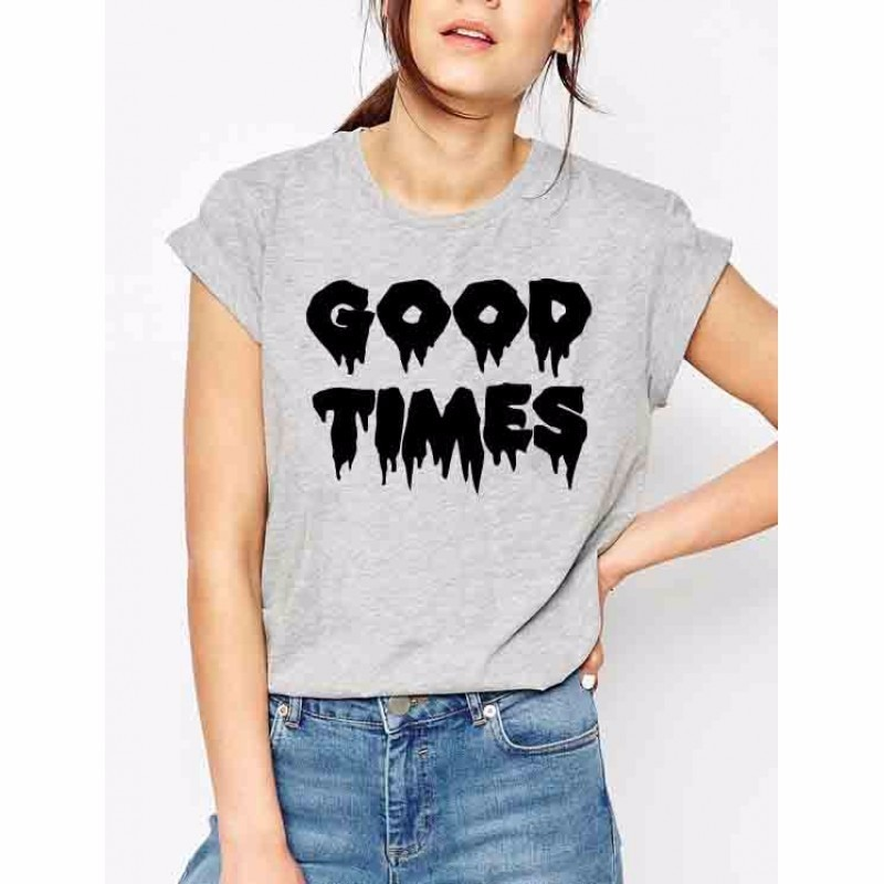 Mangas Cortas - Fight For Your Right Remera Good Times