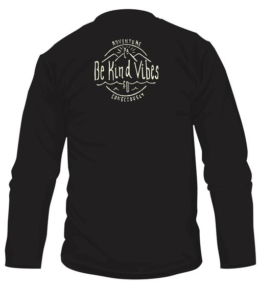 Clothing - Be Kind Vibes Conscious Long Sleeve