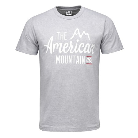 Tees - The American Mountain Co. AMCo Rant T