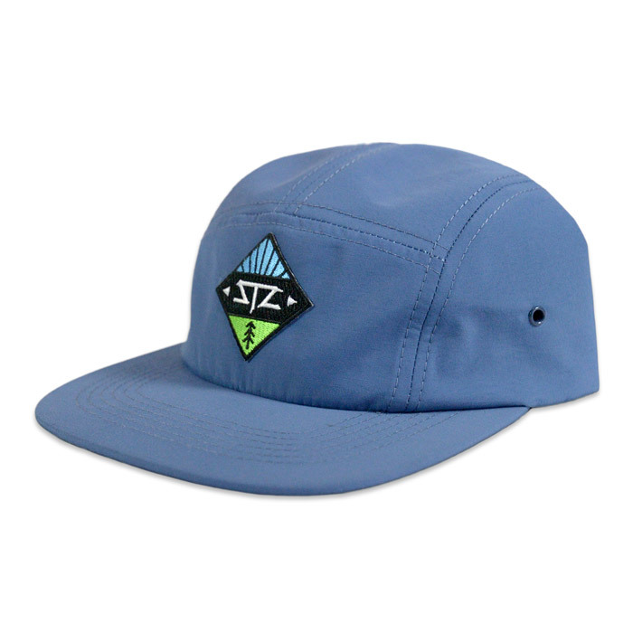 Ball Caps & Snapbacks - STZ Nylon camper / blue