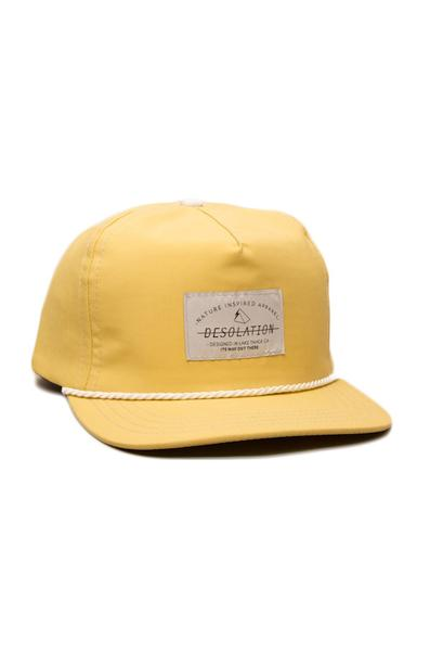 Ball Caps & Snapbacks - Desolation Supply Co Desolation Camper Cap