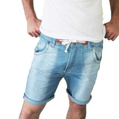 Customs BA Customs Ba Bermuda Hombre Bermudas Short Marama Caribbean