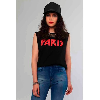 Mangas Cortas - Fight For Your Right Musculosa Paris