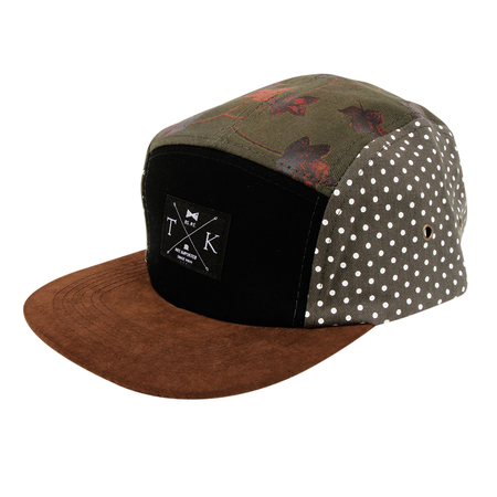 Five Panels - Tomi Kaa Gorra Flower Style