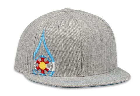 Ball Caps & Snapbacks - Kind Design KIND CO FLAT BRIM CAP