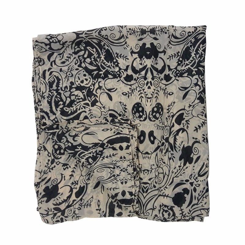 Pashminas - Fight For Your Right Pashmina Pañuelo Calavera