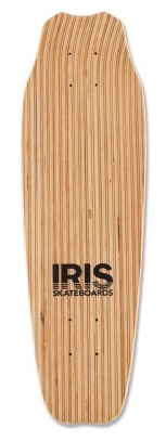 Boards - Iris Skateboards Hammer Head - Deck Only