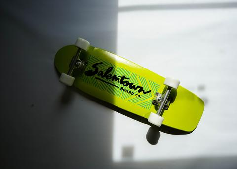 Boards - Salemtown Board Co The Limeade Cruiser