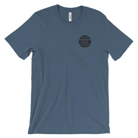 Clothing - Concrete Coast Concrete Emblem Tee