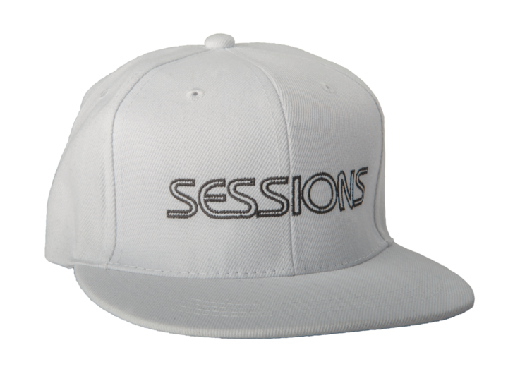 Viseras Planas - Sessions Cap Sessions Since