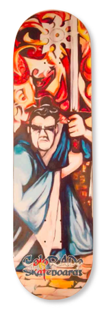 Boards - Colorado Skateboards The Warrior (Samurai Series)