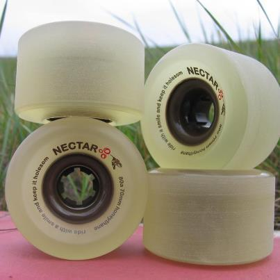 Pucks - Holesom Longboards Nectar Freerides
