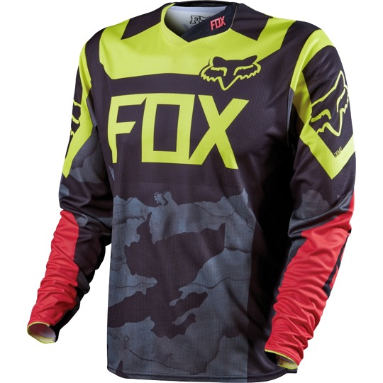 Mangas Largas - Fox Head Jersey Bike - Xl - Fox Head Demo Ls #09826247