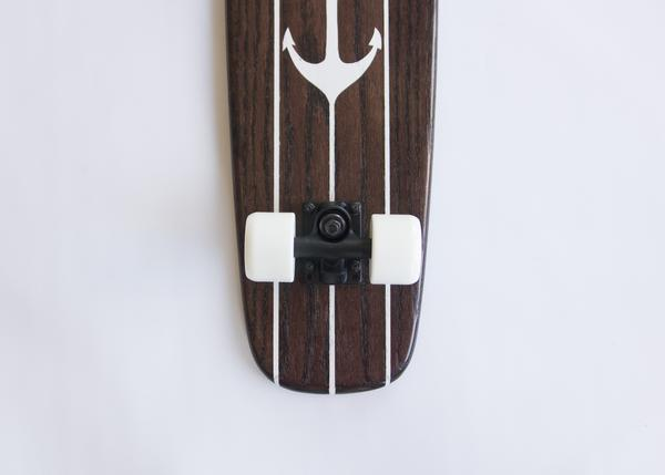 Boards - Salemtown Board Co The Billy Bones (Oak Cruiser)