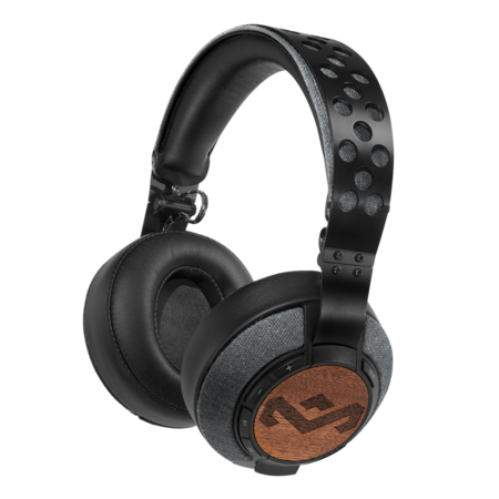 Auriculares - House of Marley Auriculares Liberate XLBT (Over-Ear)