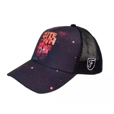 Truckers - Fight For Your Right Gorra Moon