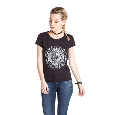 Indumentaria - Kout Remera Lady Sunset