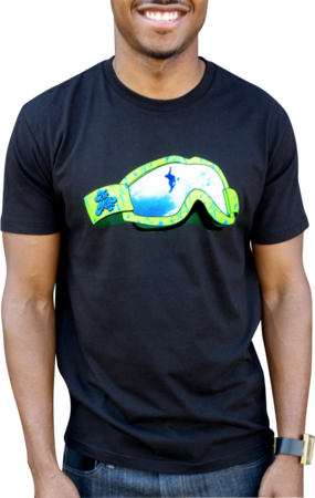 Tees - Flipside Fresh DO YOU SEE WHAT I SEE - Snowboard