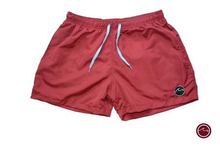 Shorts - Underwave Traje de Baño Bordo