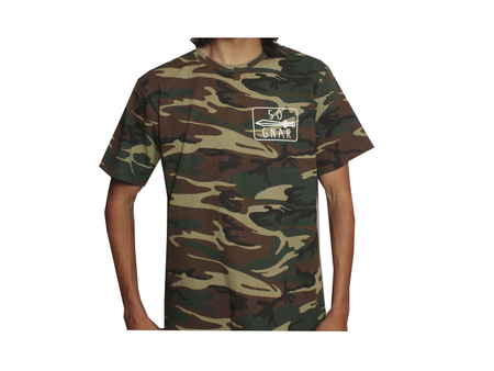 Tees - So-Gnar Stars & Swords Tee Shirt camo