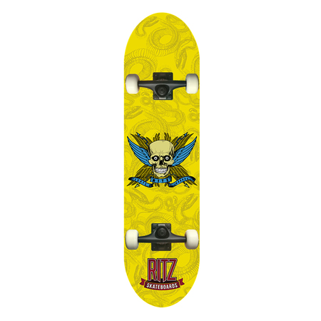 Completos - Ritz Skateboard Completo Oro