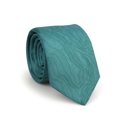 Tees - Kind Design TOPO TIE / TEAL