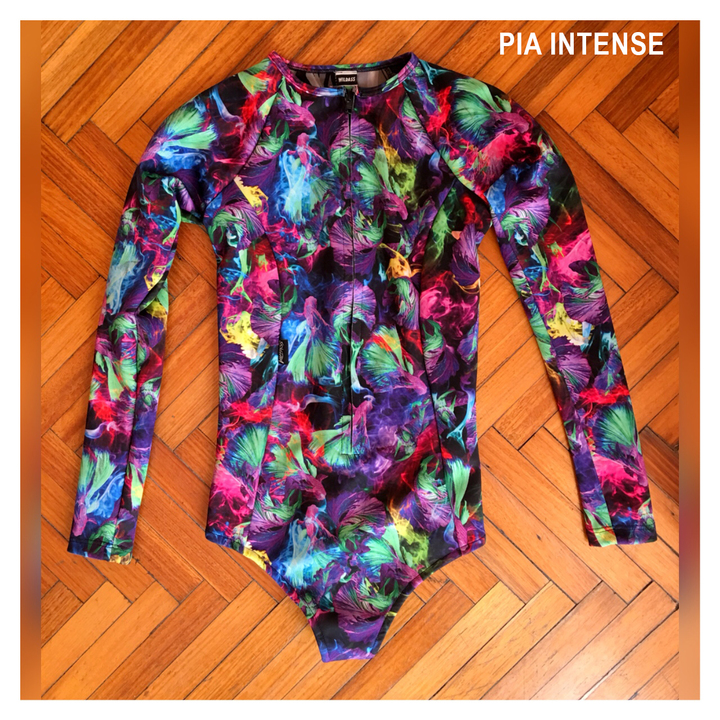 Enteros - Wildass Surf Suit Pia Intense
