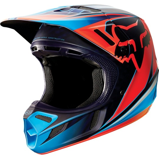Cascos - Fox Head Casco Fox Head V4 Race Talle Xl / #11603003