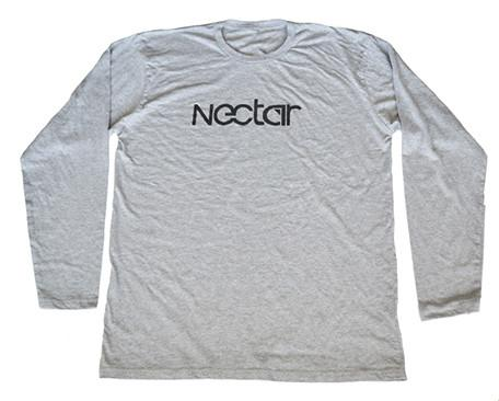 Long Sleeve - Nectar Sunglasses GREY LONGSLEEVE