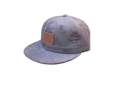 Ball Caps & Snapbacks - So-Gnar Layback Aquatic Corduroy Hat