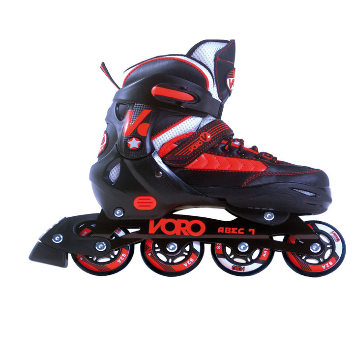 Patines - Wika Rollers Voro Red