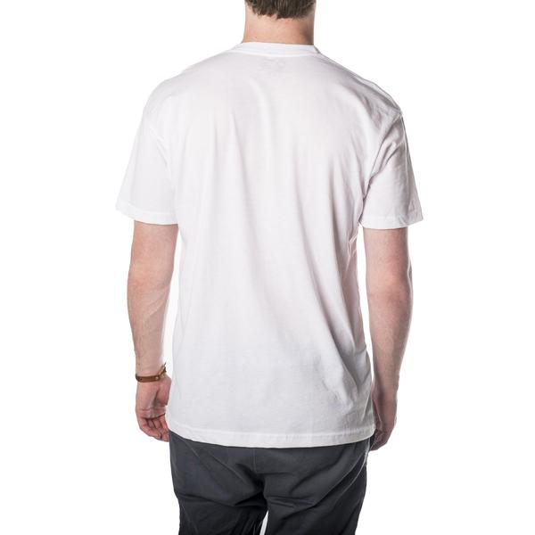 Tees - Concrete Coast Outside Tee - White
