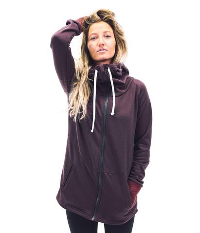 Hoodies & Sweatshirts - Desolation Supply Co The Wanderer Zip Hoodie