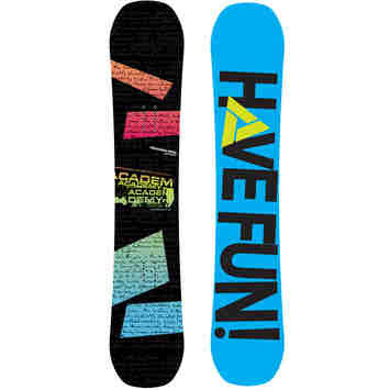 Boards - Academy Snowboards Propaganda Reverse Have Fun 156