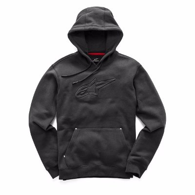 Indumentaria - Alpinestars Alpinestars Buzo Canguro Authority Fleece