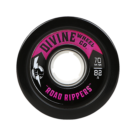 Wheels - Divine Road-Rippers-70mm-78A-Black