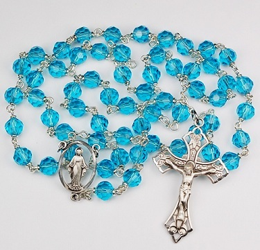 Tin-Cut Rosaries