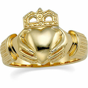 Claddagh Jewelry - Rings