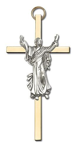 Risen Christ Wall Crosses