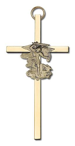 St. Michael Wall Crosses