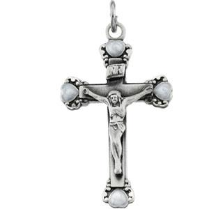 Men's Cross and Crucifix Jewelry