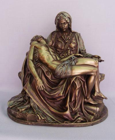 Bronze Catholic Statues