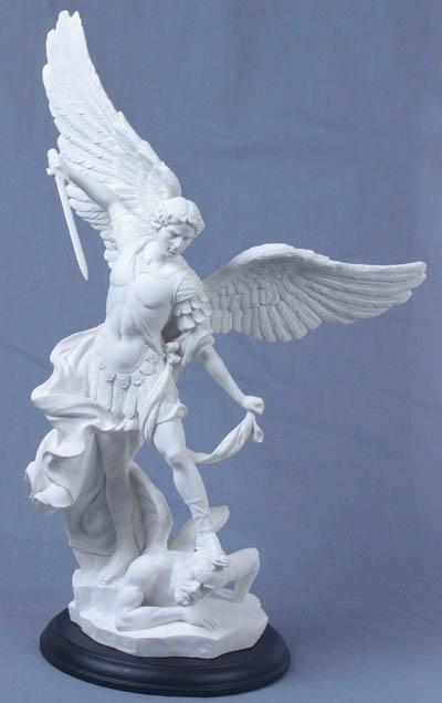 St. Michael the Archangel Statues